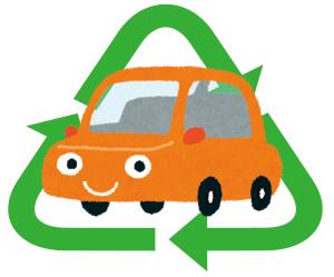 廃車リサイクル